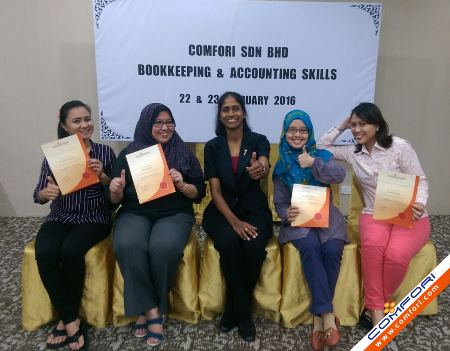 Bookkeeping & Accounting Skills - Feb 2016